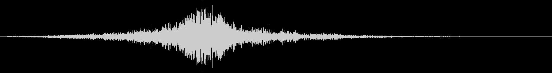 【ライザー】11 SFサウンドの未再生の波形