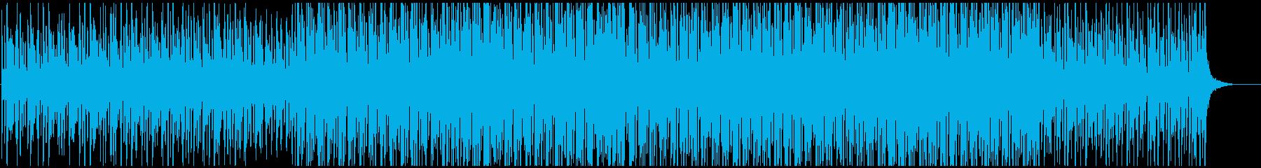 企業VPや映像に シンプルさが印象的の再生済みの波形