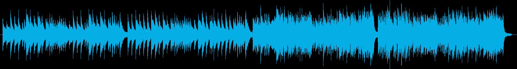 お正月の歌「一月一日」(琴,笛)の再生済みの波形