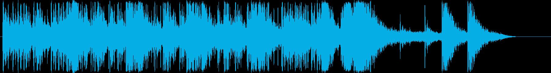 バレンシア・ファラス・マスクレタの再生済みの波形