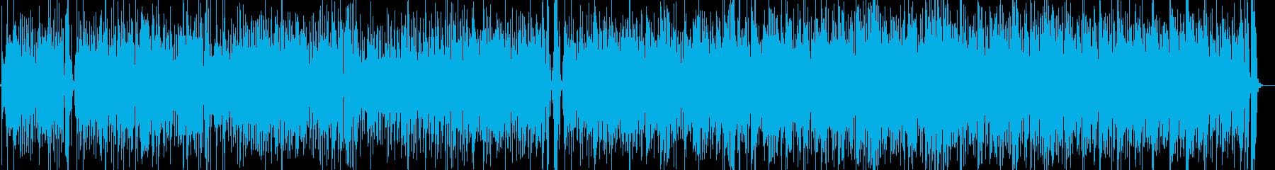 アコギとラテンとマンボな夜の再生済みの波形