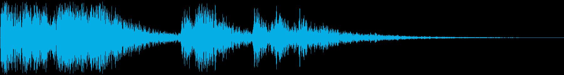 DEBRIS Explosions...の再生済みの波形