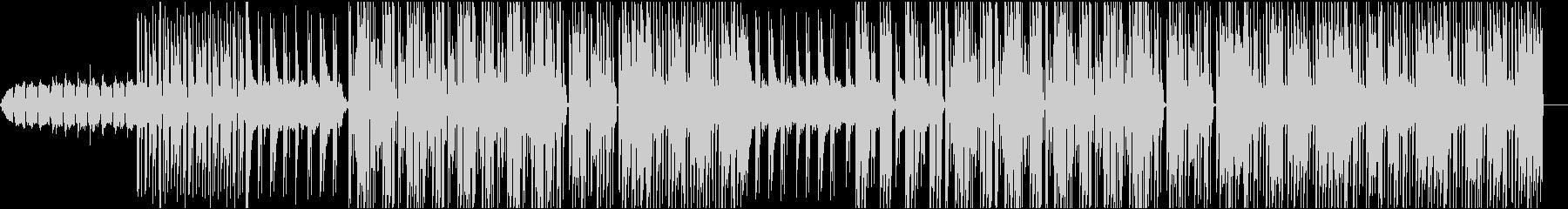チルアウト、トラップ、シンセ、エレクトロの未再生の波形