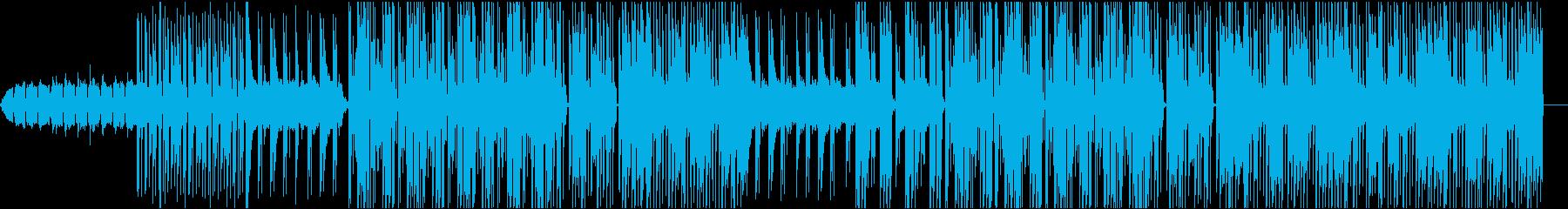 チルアウト、トラップ、シンセ、エレクトロの再生済みの波形