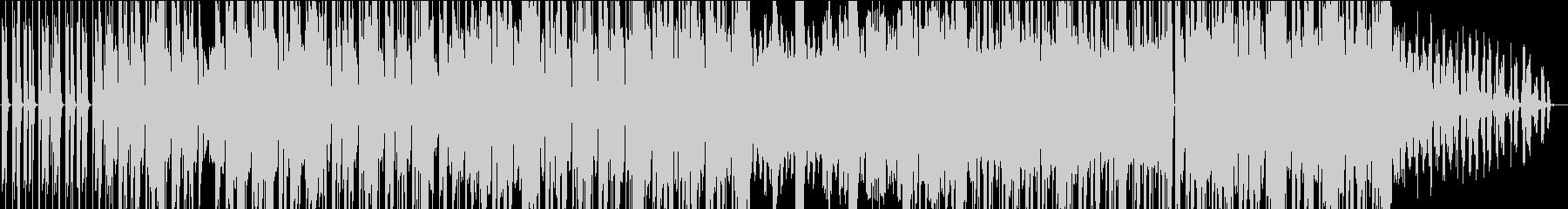 ドラムンベース/エレクトロテック。...の未再生の波形