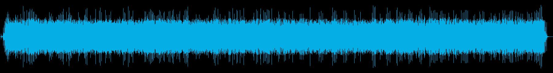 文字列トリマー-アイドリング(ウォ...の再生済みの波形