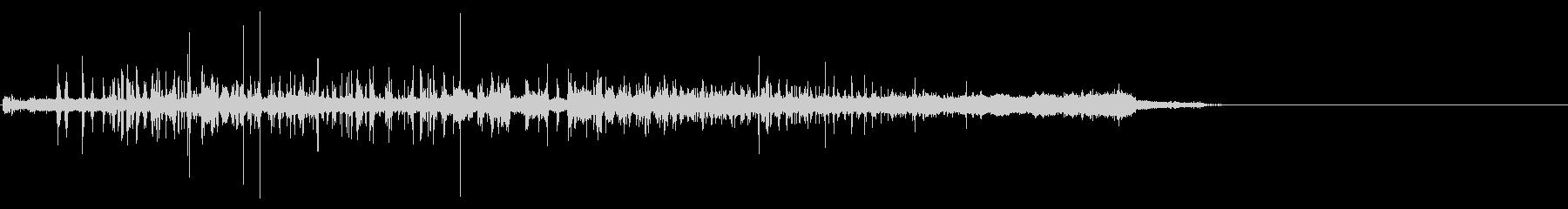電気ジューサー1:大:スタート、リ...の未再生の波形