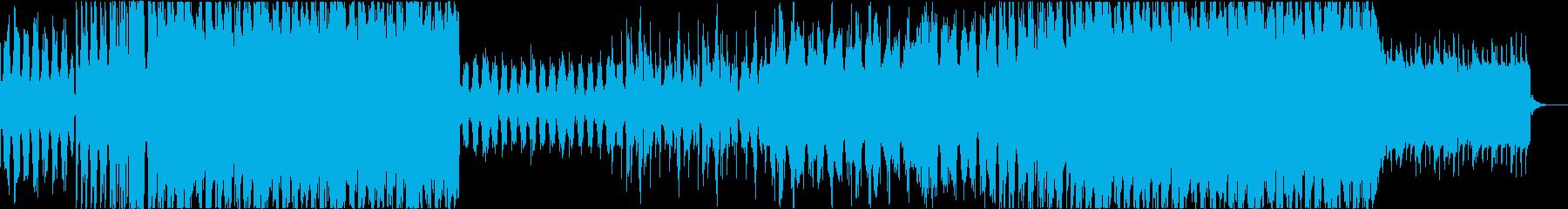 勝利 優勝 スローモーション EDM の再生済みの波形