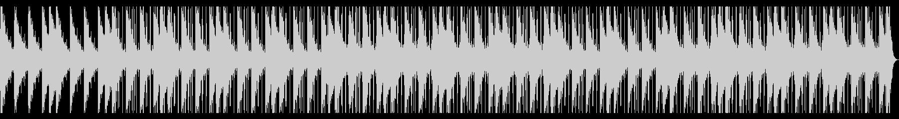 捜索するようなR&B_No616_1の未再生の波形