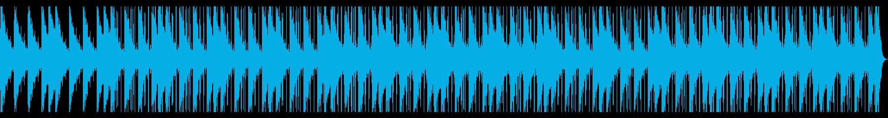 捜索するようなR&B_No616_1の再生済みの波形