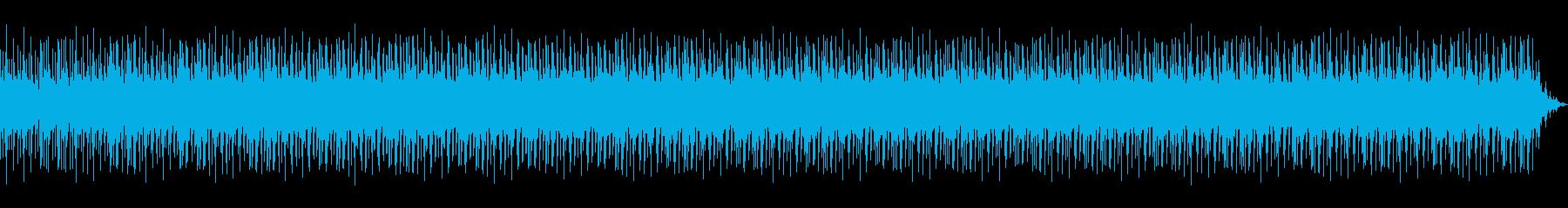 ホラーゲーム向け ゲーム内音楽 シリアスの再生済みの波形
