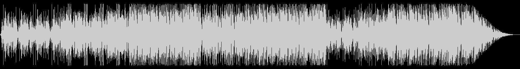 キュート&ポップでエモいEDMの未再生の波形