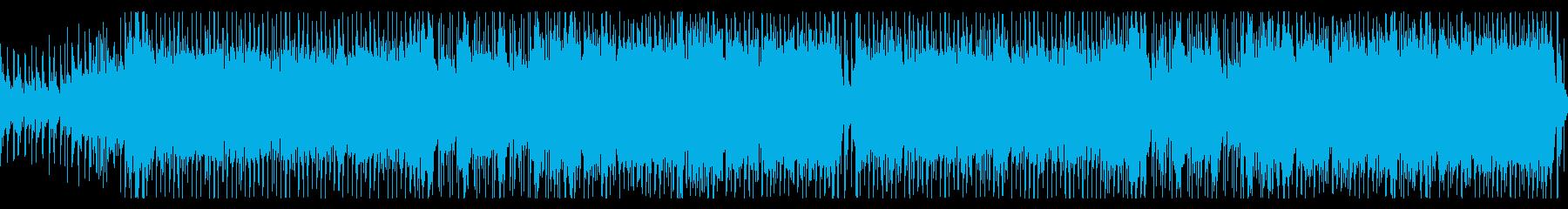 【ループ版】和風ロック壮大なメロ…の再生済みの波形