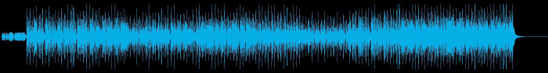ジングルベル 和テイストの再生済みの波形