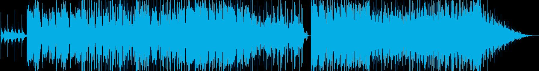 Hula Girlの再生済みの波形