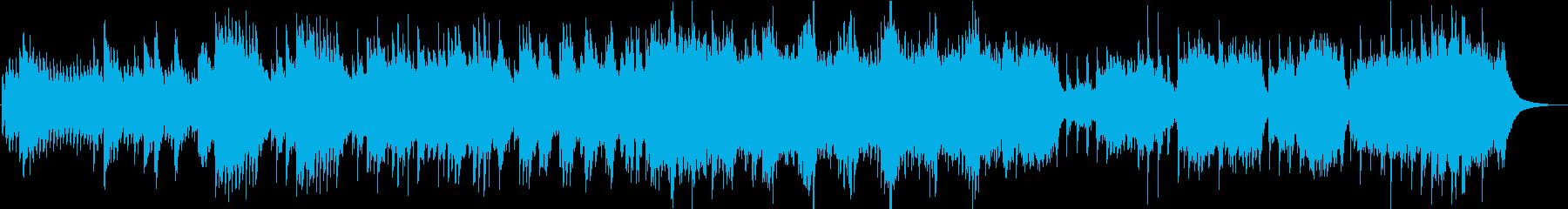 アラベスク第1番 オルゴールオーケストラの再生済みの波形