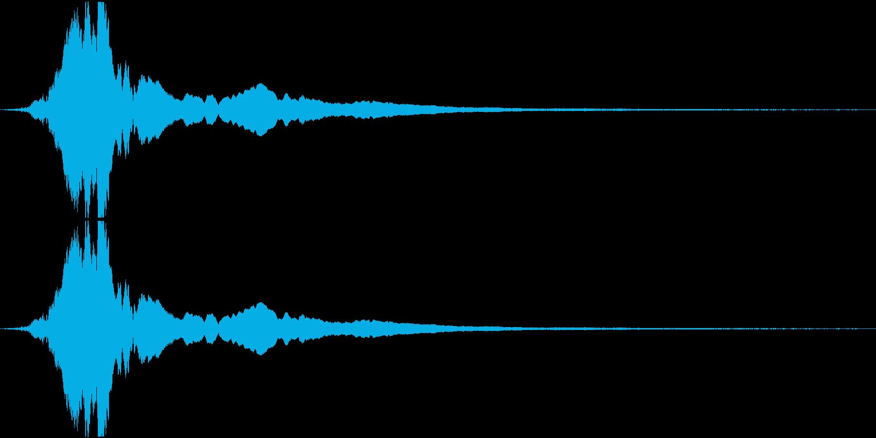ピューン!3 の再生済みの波形