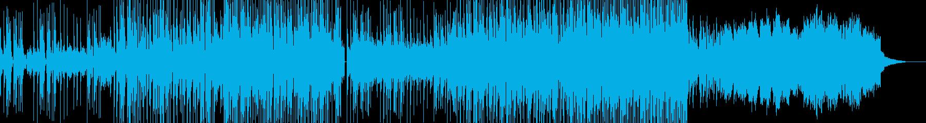 ティーン ポップ テクノ ロック ...の再生済みの波形