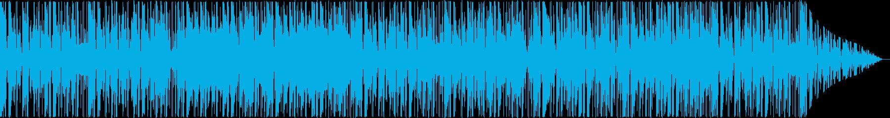 定番曲:のどかな日常の再生済みの波形