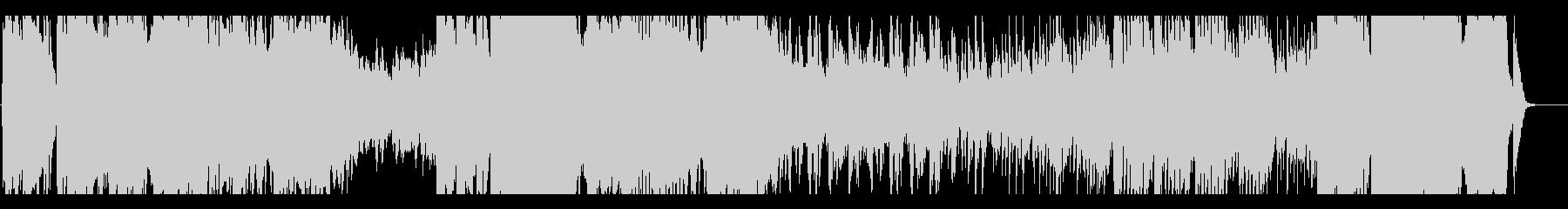 流れるようなピアノが印象的なポップスの未再生の波形