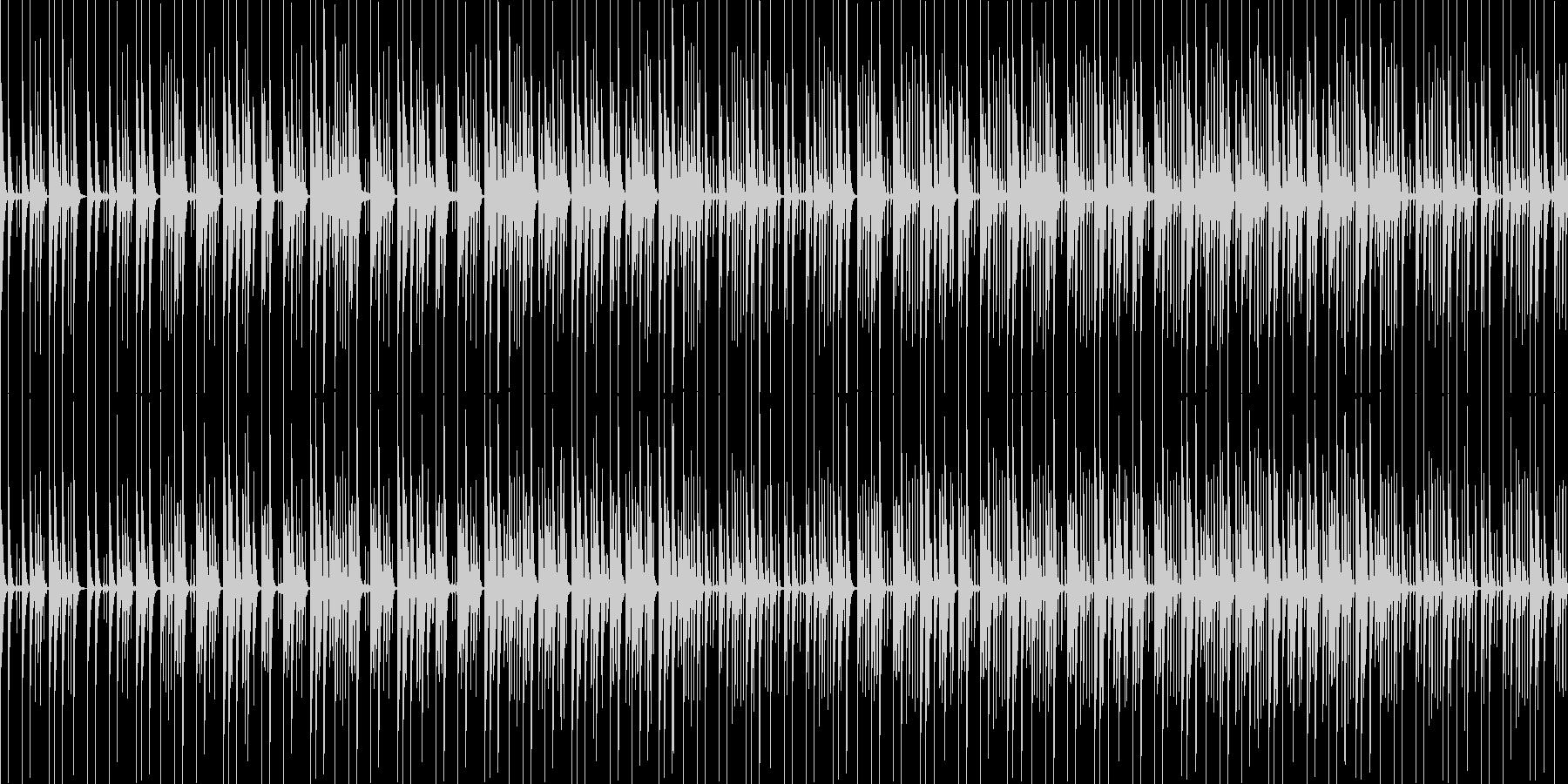 【ループ版】YouTube 木琴・日常の未再生の波形
