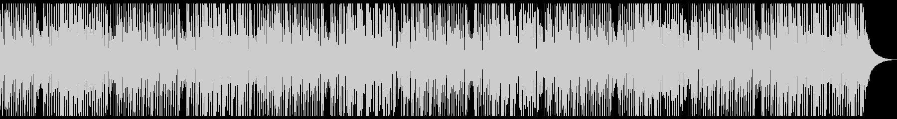 さわやかな話をするときにピッタリなBGMの未再生の波形