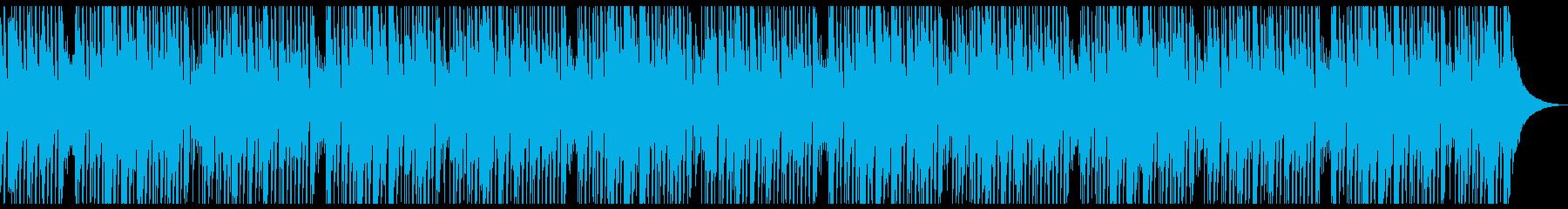 さわやかな話をするときにピッタリなBGMの再生済みの波形