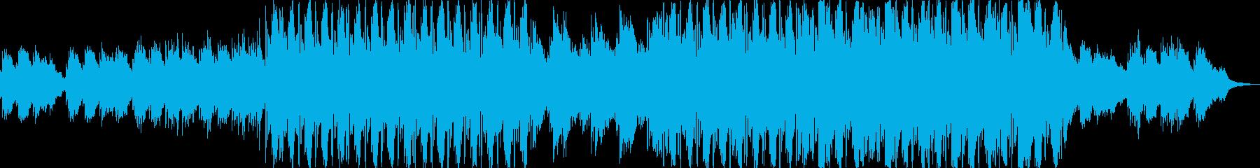 ポップ 感情的 説明的 静か クー...の再生済みの波形