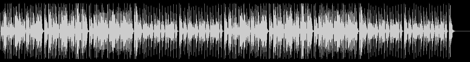 ハプニング ドタバタ コミカル ポップの未再生の波形