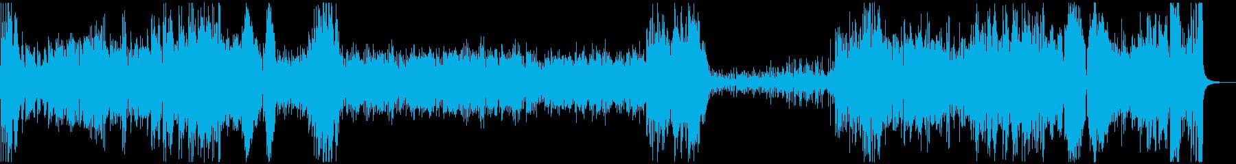 さくらさくらのビッグバンドジャズの再生済みの波形
