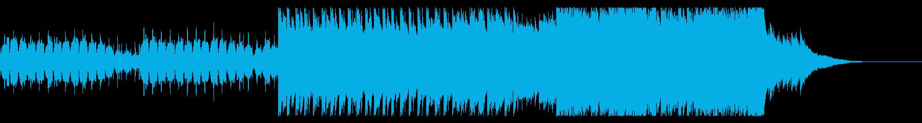 ポップロック研究所モダンなロックの...の再生済みの波形