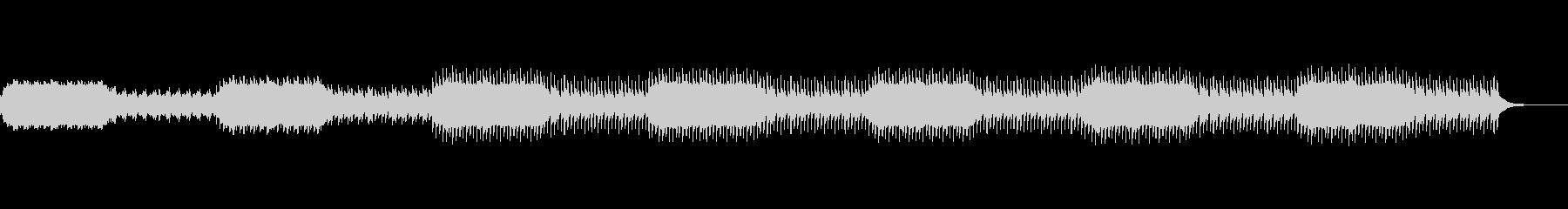 推理・探偵・謎解き・思考シーンBGMの未再生の波形