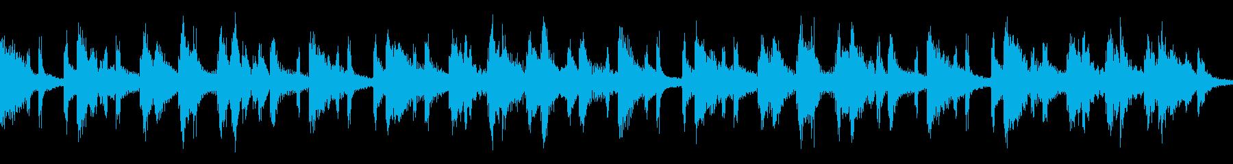 【loop】陽気で呑気なポップスの再生済みの波形