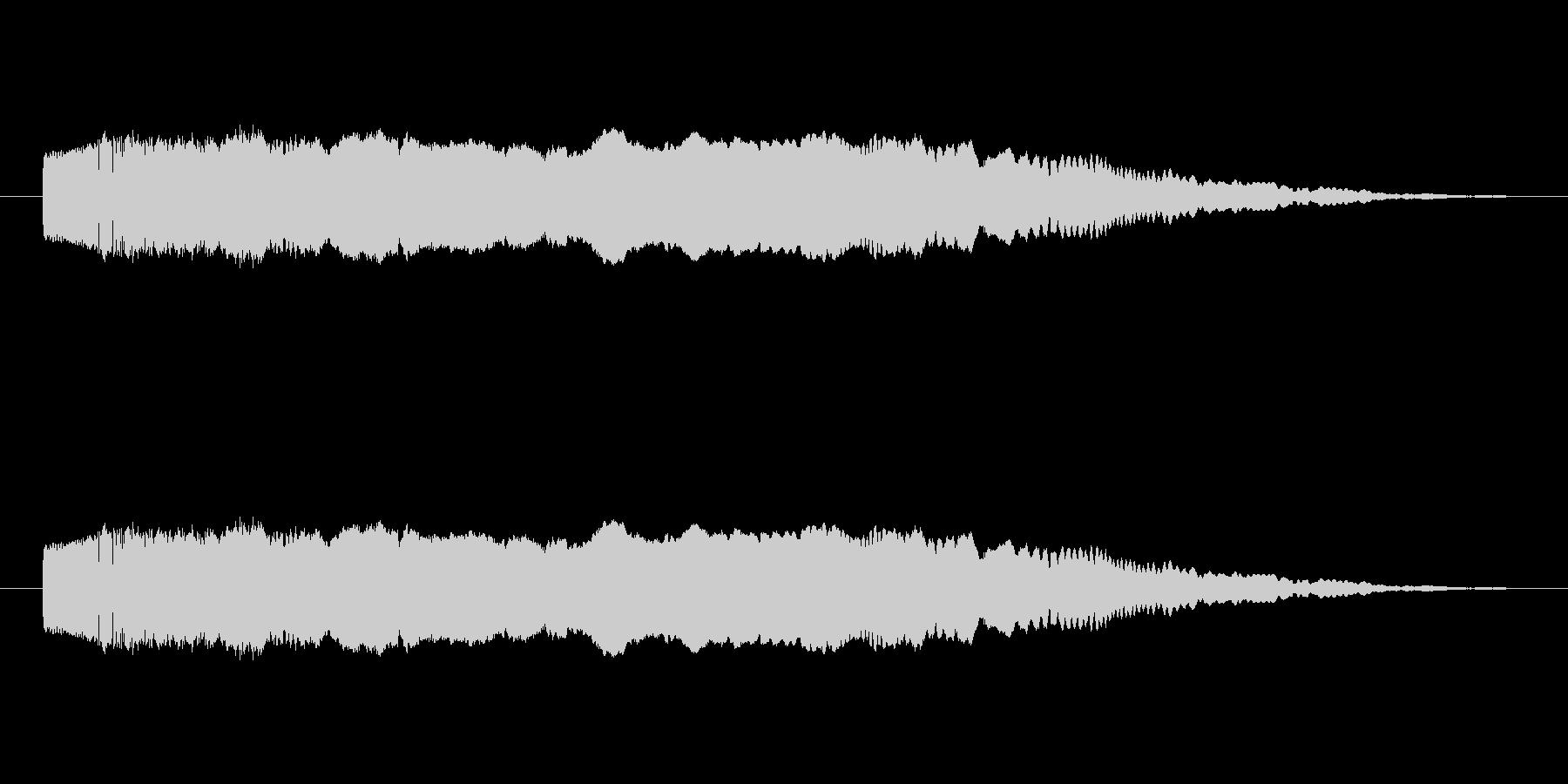 フィクション スペース レーザーブ...の未再生の波形