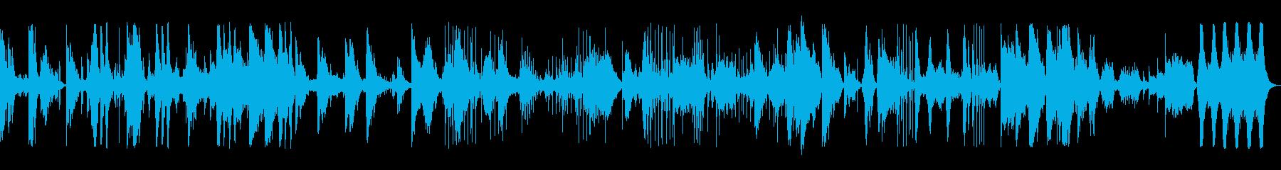 アコーステック サスペンス 説明的...の再生済みの波形
