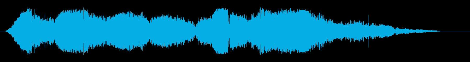 GTSカー;アウトオブターン(7 ...の再生済みの波形