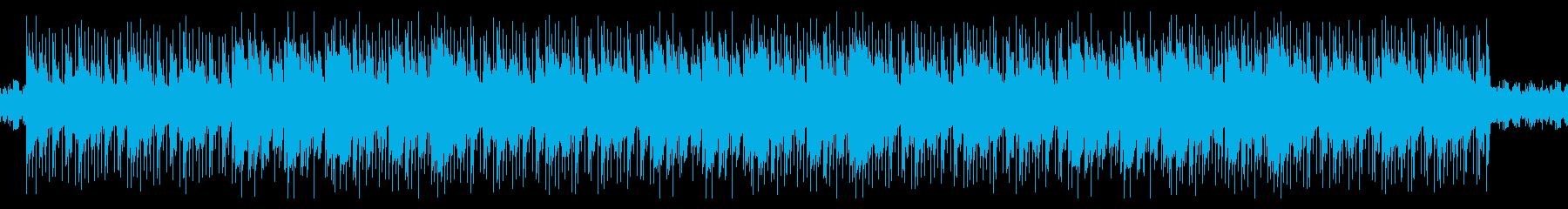 はじまりを予感させるピアノ曲の再生済みの波形