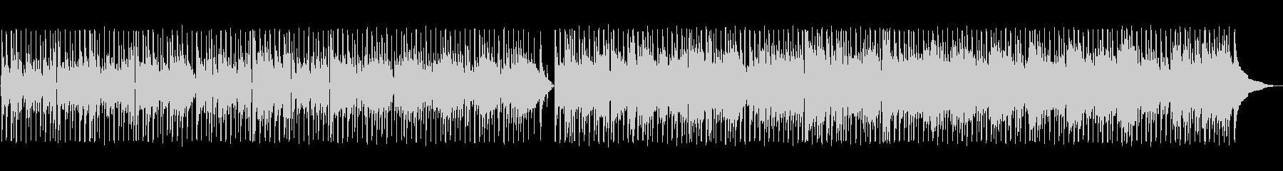 しっとり切ないアコギの未再生の波形