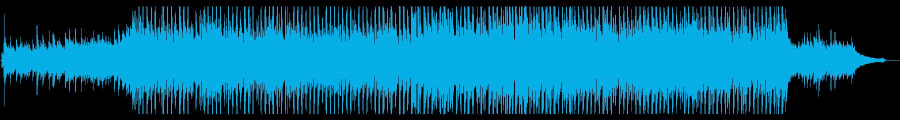【生演奏】天気予報・朝番組OP・爽やかCの再生済みの波形