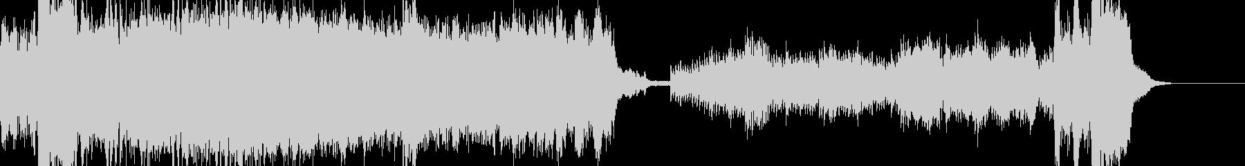 ピアノと弦が組み合わさって、印象的...の未再生の波形