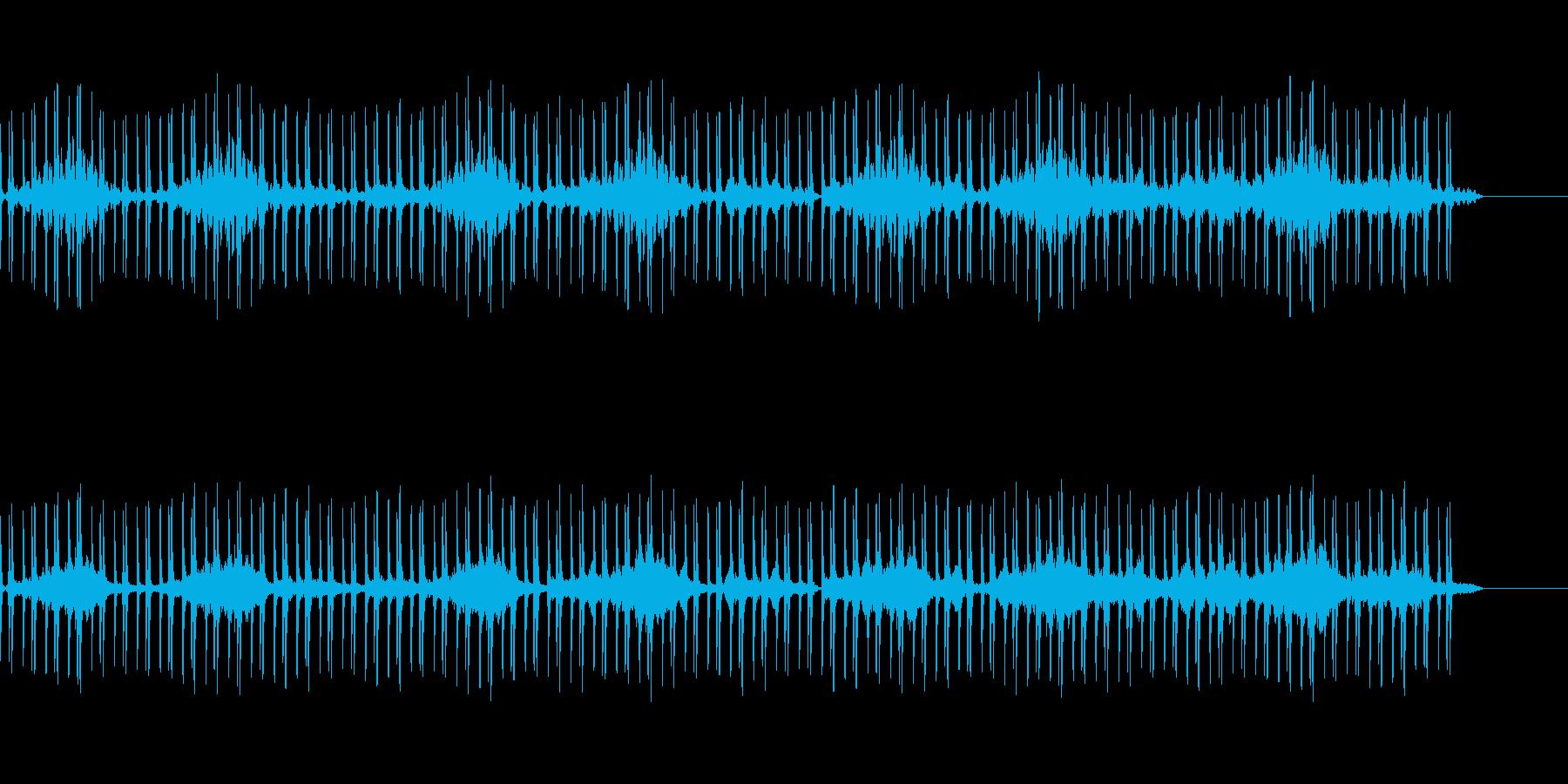 【ホラー・SF系】ミステリアス、シリアスの再生済みの波形