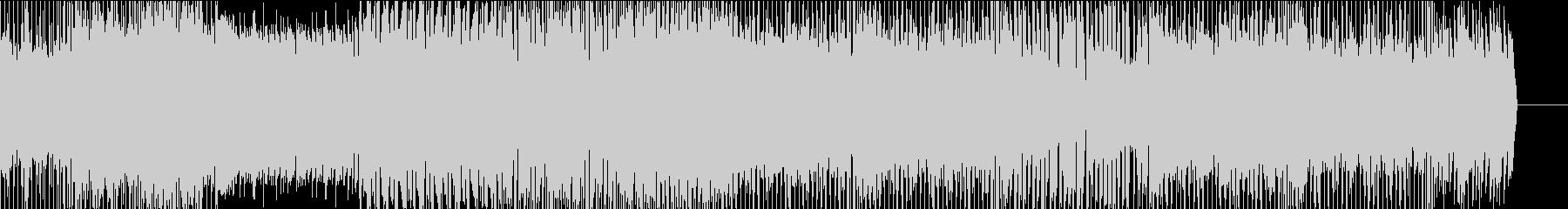 アゲアゲなトランスミュージック2の未再生の波形