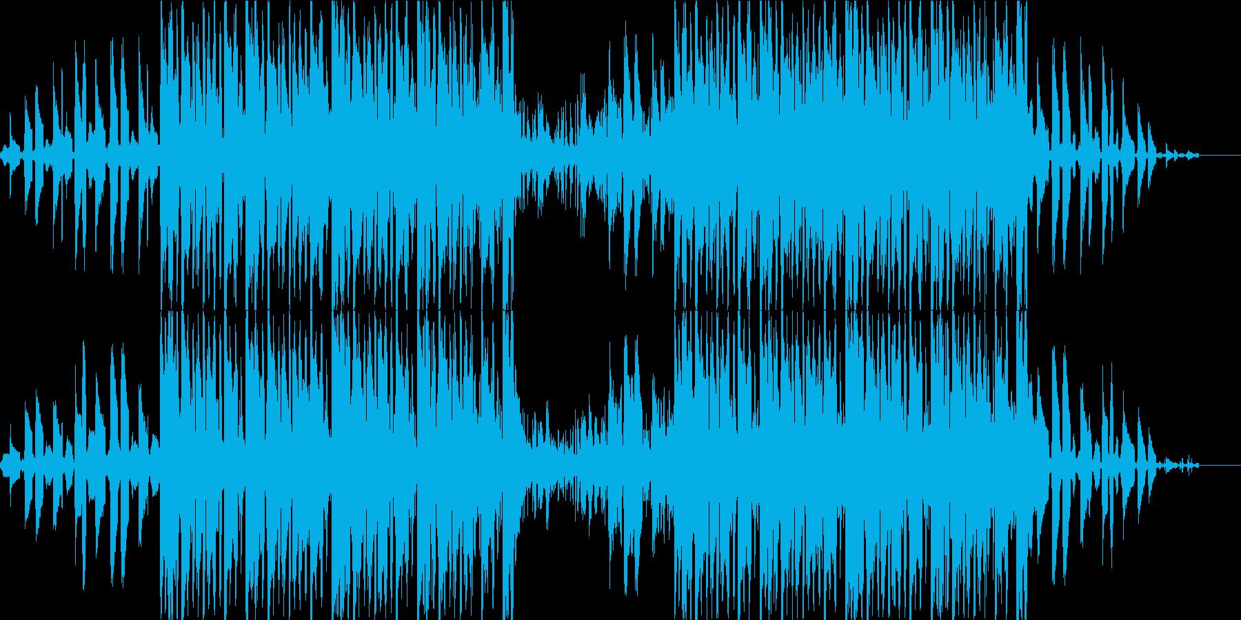 レトロ アクティブ 明るい 感情的...の再生済みの波形