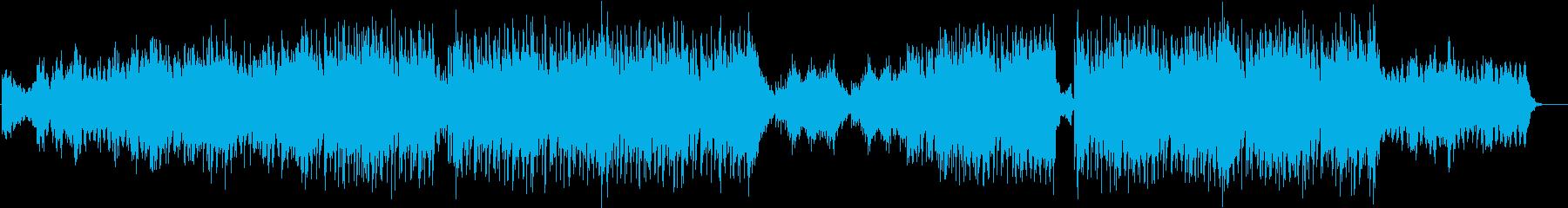 トロピカルハウス◆~カワイイメロディ~④の再生済みの波形