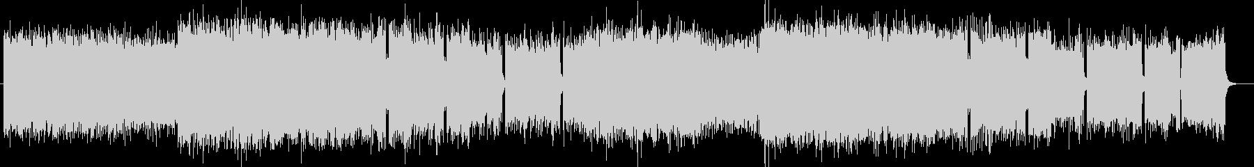 重低音ぎみのHEAVYROCK系の作曲の未再生の波形