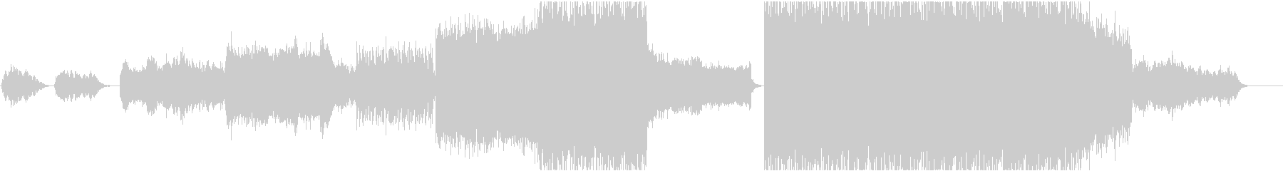 16bit, 48kHz version's unreproduced waveform
