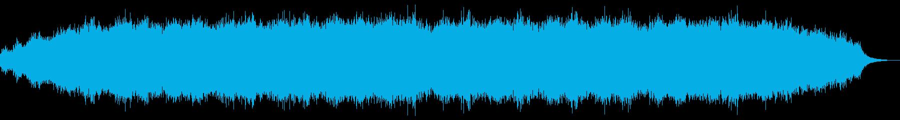 アンビエント 瞑想 ぼんやり 弦楽器の再生済みの波形