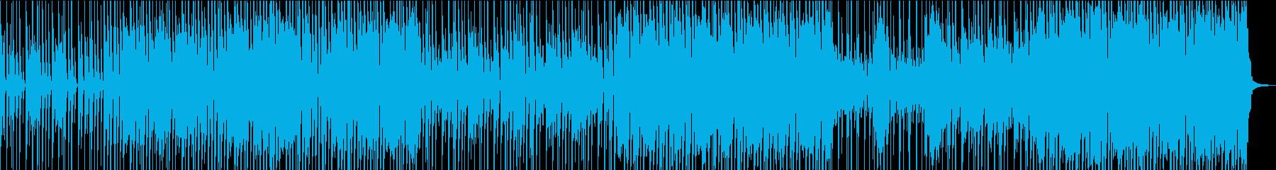 ファンク 励ましい 盛り上がる レ...の再生済みの波形