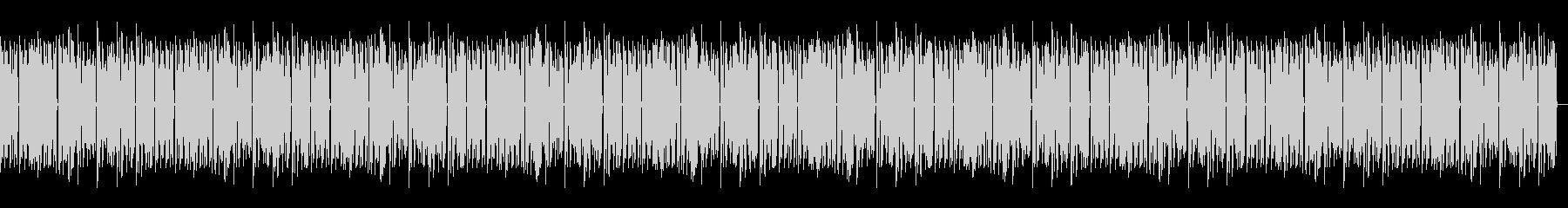 知育・料理・ほのぼの・日常ピアノ4Lの未再生の波形