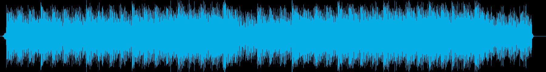 Distant Viewの再生済みの波形